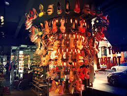 shoe carousel